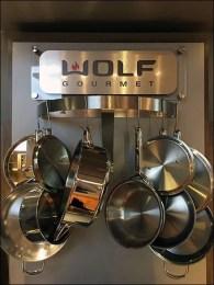 Sub-Zero Showroom Wolf Gourmet Cookware