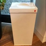 Sub-Zero Showroom Waste Receptacle