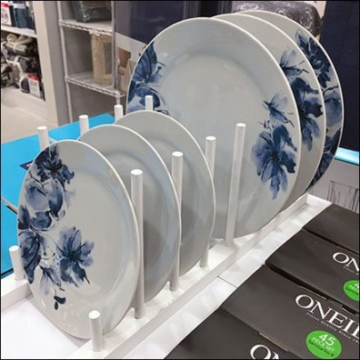 Runway Builds to a Tableware Crescendo