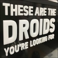 These Are The Drioids You Are Looking For