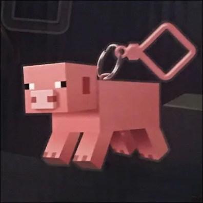 Minecraft Cubist Gravity Feed Dispenses Hangers