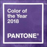 Pantone 2018 Color of the Year Ultra Violet Feature