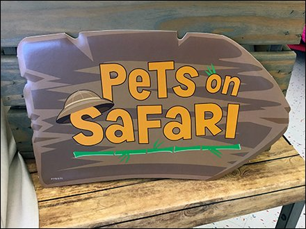 Properly Outfitting TeePees on Pet Safari