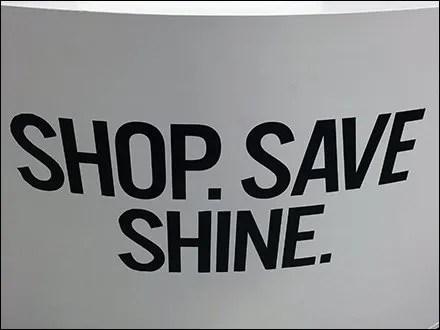 Shop Save Shine Spokesmodel Pirouettes