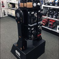 Star Wars R2-Q5 Droid Floor Display