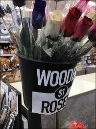 Roses By The Bucket ForValentines Day