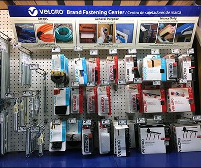 Velcro Fastening Center Branding at Lowes