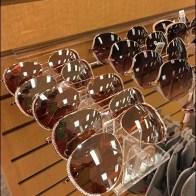 Acrylic Sunglass Trays For Slatwall