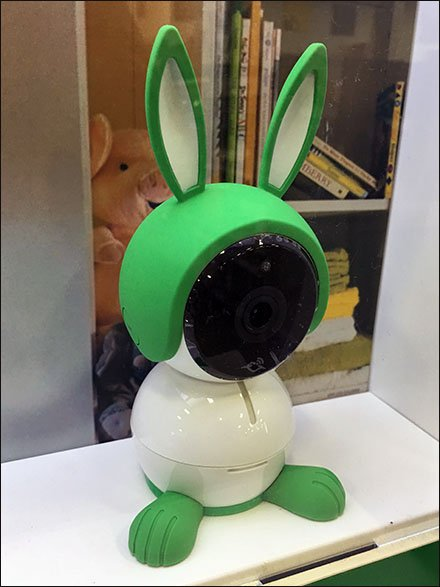How to Camouflage a Nanny Cam