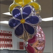 Balloon Bouquet Ambiance at Dress Barn
