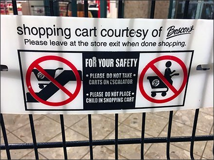 Shopping Cart Rules and Regulations Built-In