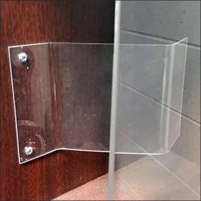 Catalog Auto Feed Pusher System In Acrylic