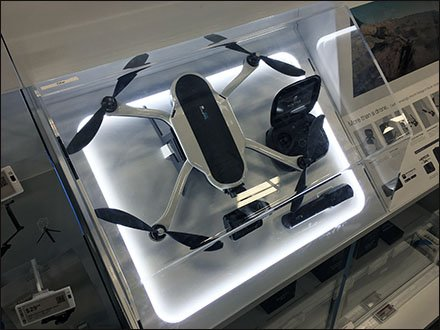 Museum Case Display By Karma Drone