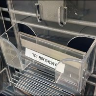 Acrylic Gift Card Trays Slatwire And Gridwall