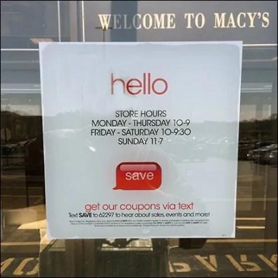 Macys Hello Store Feature