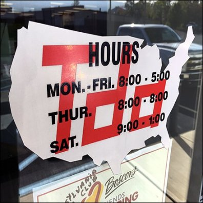Tile Distributors of America TDA Store Hours Feature