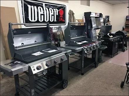 Weber Grill Departmental Banner Brands 2