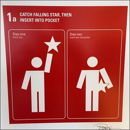 Catch A Falling Star Store Entry Art