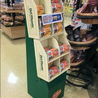 Del Monte Grab-N-Go Fruit Cup Display