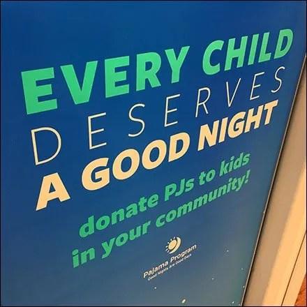 Donate PJs to Kids Bulk Bin Feature