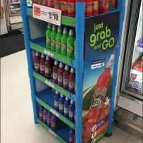 Grab and Go Fruit Shoot Shelf Stand