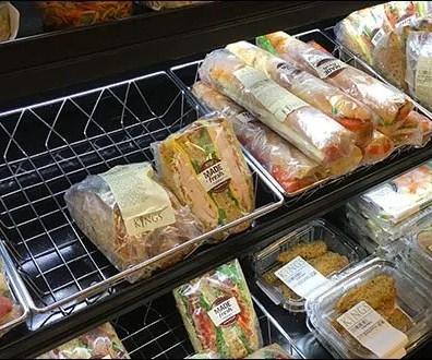 Grab-N-Go Open-Wire Sandwich Baskets
