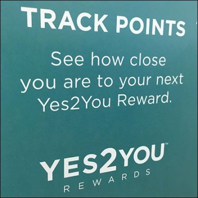 Kohls Mobile App Sign 1, Track Points Feature