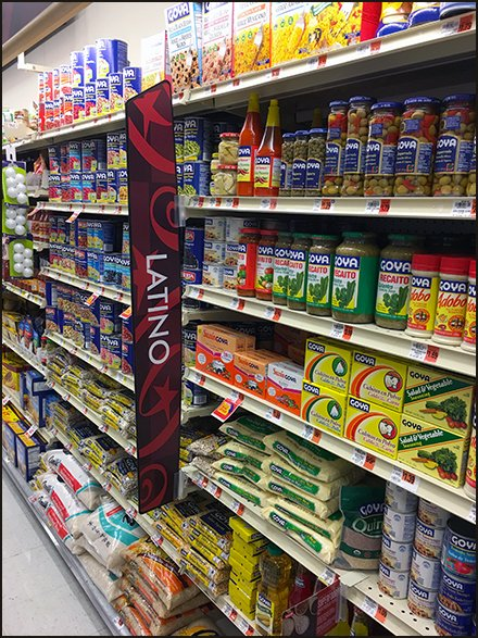 Latino Foods Category Definition