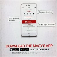 Macys App Functions and Download Feature