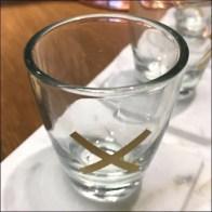 Shot Glass Tic Tac Toe Drinking Game