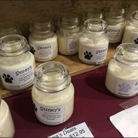 Stinky's Odor Eliminating Natural Soy Candles