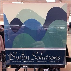 Swimwear Signs Are Brand Swappable