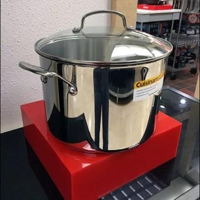 Macys All Star Cuisinart Cookware Display