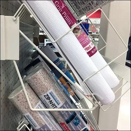 Shelf Paper Endcap Rack Declined Display