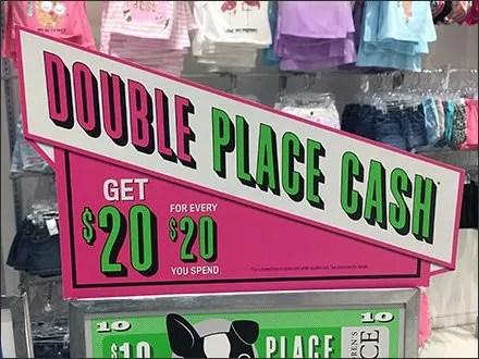 Double Cash Diagonal Sign Concept