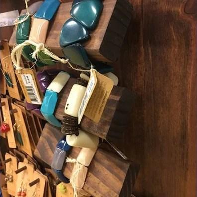 Handmade Wood Fashion Jewelry Hump
