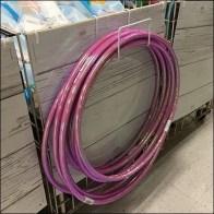 Hula Hoop Side-Saddle Rack Merchandising Feature