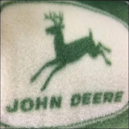 John Deere Licensed Fabric Merchandising