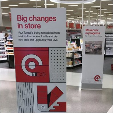 Store Changes Double Play Signs