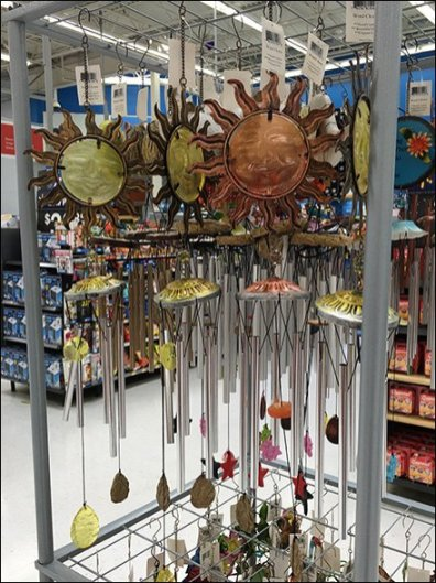 Wind Chime Tower Grid Hang System