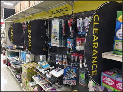 Crafts Clearance Category Definition