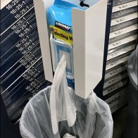 Costco Kirkland Custom Sanitizer Wipe Station