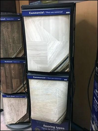 Freestanding Flooring Spinner Towers Display