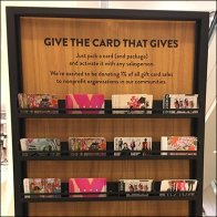 Gift Cards That Gives To Nonprofits
