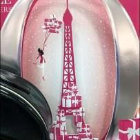 Lancome Die-Cut Eiffel Tower Effigy