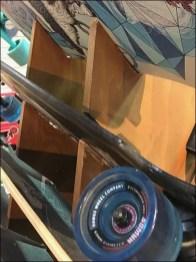 Zumiez Skateboard Plywood Pyramid Tower