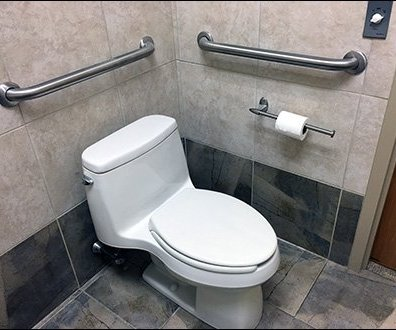 Triple Roll Toilet Paper Holder Minimalism