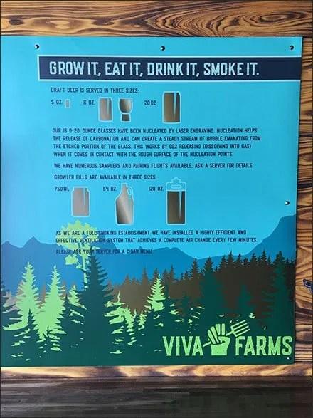 Viva Farms Grow It, Eat It, Drink It, Smoke It