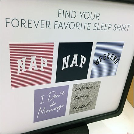 Where To Find Your Favorite Sleep Shirt