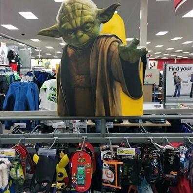 Yoda Foamcore Stare Down 3